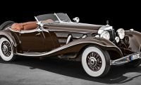 "Mercedes-Benz 500K - 1934/1936 - Just a perfect ""Star"""