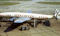 Lockheed Constellation - Luxury and comfort and...sometimes just 3 engines