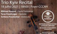 Trio Kyiv | Temporada de Música Clássica 2021