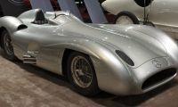 "1955 Mercedes-Benz W196 - Like a ""Rocket"""