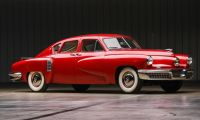 Tucker 48 - A man's dream come true. Unique qualities, beauty and performance