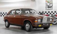 "1974 Austin Allegro Vanden Plas 1500 - A ""small"" luxury like the big ones"