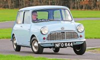 Mini - 1959/2000 - impossible to remain indifferent